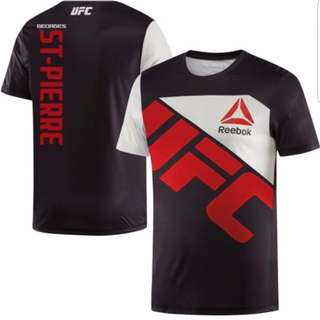 (New/BN)Grab Your UFC Fight Jersey/Shirt Now by UFC Champ GSP.