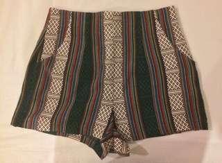Forever21 Tribal Short