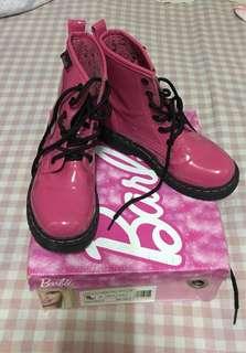 Barbie Fushia Boots