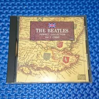🆒 The Beatles - Perfect Collection Vol. 7 (1966) [1987] Audio CD
