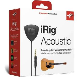 IRig Acoustic Mic/Interface