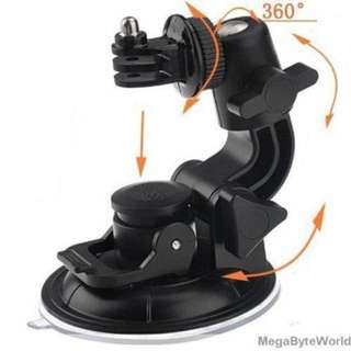 Brand New Suction Mount With FOC Tripod Mount