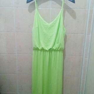 Authentic Gap Slip Dress