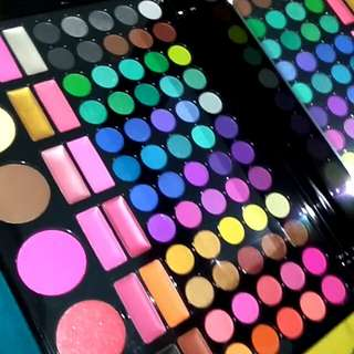 Eyeshadow Palette 78 colors