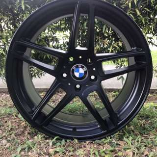 19in PCD 5-120 Gravity Casting Lightweights Rims For BMW