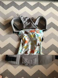 Tula Baby Carrier with baby insert