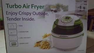 Kuchen Turbo Air Fryer
