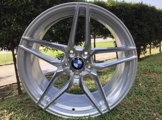 19in PCD 5-120 Gravity Casting Lightweights Rims On Sale