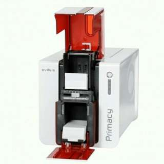Printer ID Card Evolis Primacy Double
