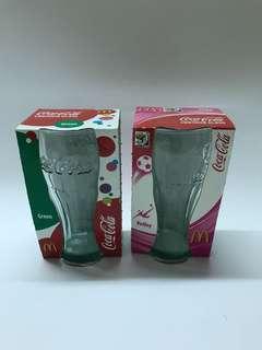 麥當勞可口可樂玻璃杯