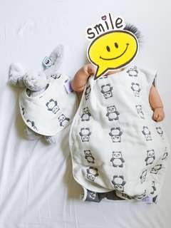 NEW ! Baby Sleeping Bag Sleeping Suit