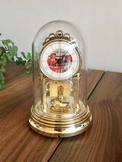 Enjoy Coca-Cola Classic Dome Clock