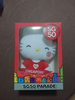 Hello Kitty SG50 Collectible