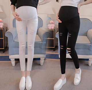 Maternity Pants stretchable Free mail