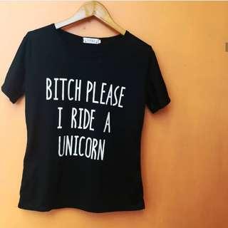 Black Statement Shirt