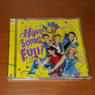 Hi5 Have Some Fun VCD