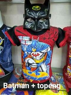 Setelan anak Batman Topeng