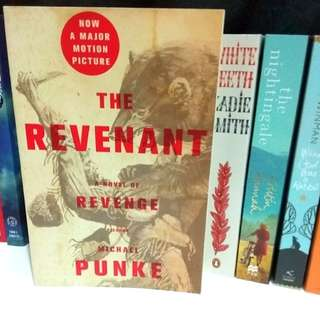 The Revenant by Michael Punke Imported English Book Novel