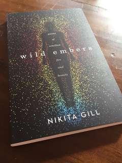 Nikita Gill: Wild Embers