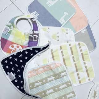 NEW Assorted Baby Bibs
