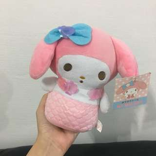 Sanrio My Melody Mermaid Plush Toy