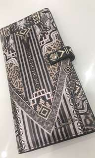 Camilla tribal theory passport wallet