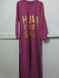 Dres/gamis hijab