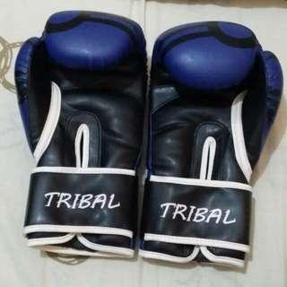 Titan Tribal Boxing Gloves