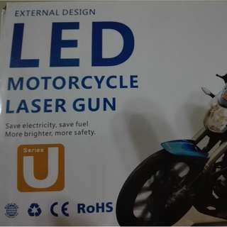 MOTORCYCLE LIGHT LED