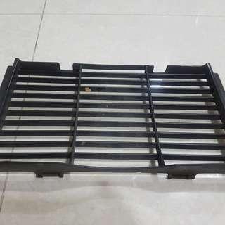 CB400 spec 3 radiator guard