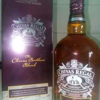 chivas regal brothers blend