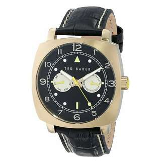 Ted Baker Gold Multi Function Watch