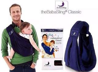 [Ready Stock] The Baba Sling Baby Carrier