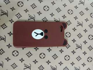 Softcase Line Brown Oppo F1