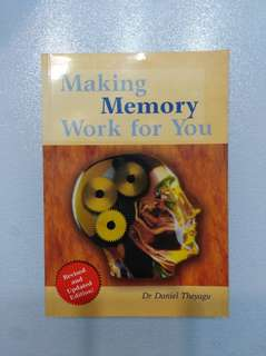 Making Memory Work for You