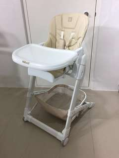 Baby High Chair (seldom used)