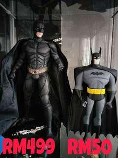 batman dark knight rises and animated batman