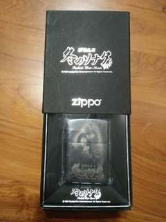 "BNIB! Popular Korean Drama ""Winter Sonata"" Japan Release Commemorative Zippo Lighter"
