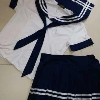2手水手裝校服