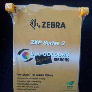 Ribbon Black Zxp3 Series