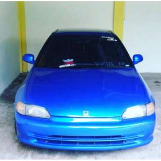 Honda civic genio 1992