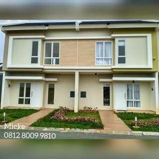 Paradise Serpong City Rumah DP 10 JUTA