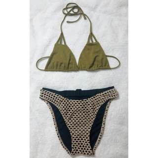 OUT FROM UNDER, ENDLESS SUN Small-Medium 2-pc Bikini