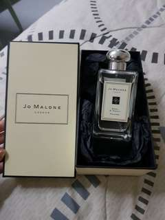 100% Authentic Jo Malone Basil & Neroli Colongne