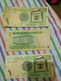 Uang saudi arabia
