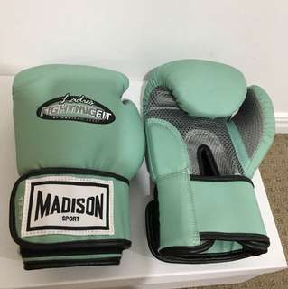 Madison boxing gloves