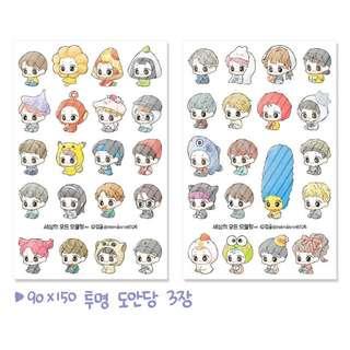 EXO Baekhyun Fanart Sticker