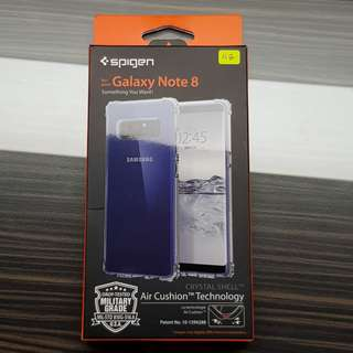 Authentic Spigen Crystal Shell for Note 8