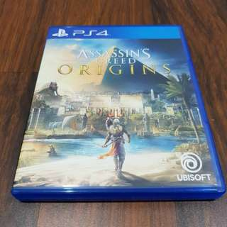 [PS4] Assassins Creed Origins - Reg 3