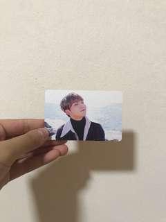 Seungkwan photocard [seventeen]